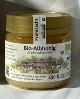 Bio-Albhonig Frühtracht, 250 g