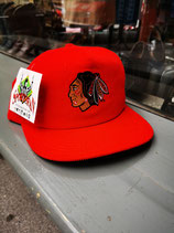 CHICAGO BLACK HAWKS, 1990,  NHL snapcap