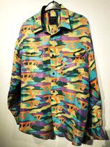 AVAILABLE AGAIN!    Pensacola, silk shirt