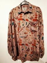 Mc O Neill, silky shirt
