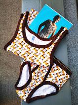 70s Underwear Set, Oldstock