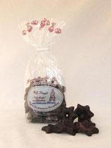 Marzipankränze bittere Schokolade