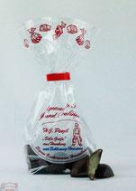 Marzipan Eier- Bittere Schokolade