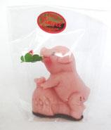 Glückschweinchen mit Geldsack