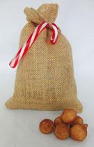 Marzipan-Kartoffel-Sack