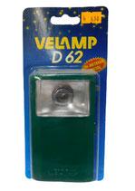 Velamp Taschenlampe D62 grün