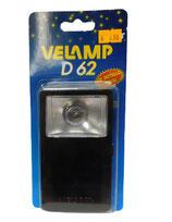 Velamp Taschenlampe D62 schwarz