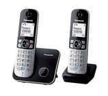 Schnurlostelefon Panasonic KX-TG6812 Duo