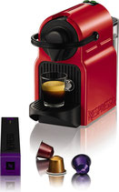 Krups Nespresso Maschine inissia rot