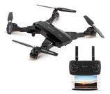 FM - Electrics FM117 Drone V2.0 - Klapp-Quadrocopter HD Wifi FPV-Kamera und Positionskamera
