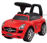 Kinderauto Mercedes Benz AMG (Fussantrieb ) rot