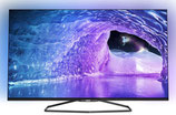 Philips Ultraflacher Smart Full HD-LED-Fernseher mit 3-seitigem Ambilight 107cm ( 42 Zoll )