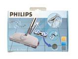 Philips Hartbodendüse twist & clean HR 8040