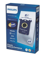 Philips S-BAG Staubsaugerbeutel FC8021/03