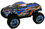 Amewi Crazist Pro Monstertruck Brushless 1:10, 2,4GHz, RTR, Orange top Speed 70Km/h !