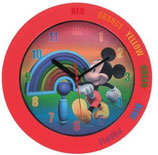 Kinder - Wanduhr Disney Mickey Mouse Club House
