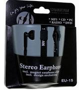 Sangean Stereo Kopfhörer EU-15