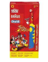 Braun Zahnputzmaschine Oral-B Kids Power Toothbrush