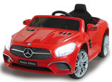 Jamara Ride-on Mercedes-Benz SL 400 rot ( 12 Volt )