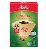 Melitta Filtertpapier Original 100 40 Stück