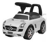 Kinderauto Mercedes Benz AMG (Fussantrieb ) weiss