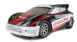 Amewi Rally RXC18 Rot  und Blau 1:18  2.4GHZ RTR bis 50 Km/h !