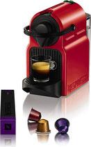 Turmix Nespresso Maschine inissia TX155 Rubby red