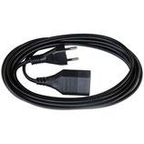 Verlängerungskabel T11 5Meter schwarz