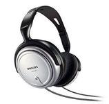 Philips On-Ear-Kopfhörer SHP2500/10 Grau Schwarz