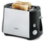 Rotel Toaster Roast und Toast 1661CH