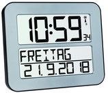 TFA Funk - Wanduhr TimeLine Max