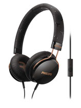 Philips Kopfhörer mit Mikrofon SHL5305BK/00