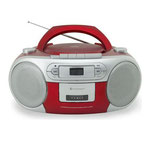 Soundmaster CD - Radio SCD5410 rot