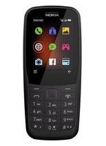 Natel Nokia 220 (2019) Black 4G