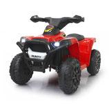 Jamara Ride-on Mini Quad Runty rot 6V