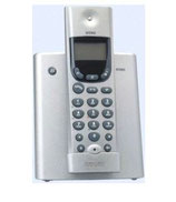 Schnurlostelefon Doro 5035 silver metallic