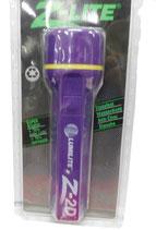 Taschenlampe Lumilite Z-2D violett