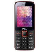 Natel Wiko Riff Dual SIM - schwarz/rot