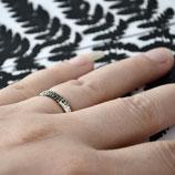 Organic streep ring