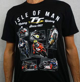T-shirt TT ISLE OF MAN