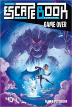 Escape Book Junior : Game Over