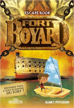 Escape Book Junior : Fort Boyard
