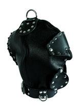 50-8001 SM Leder Maske Kopfmaske