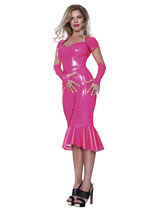 50-9216 Datex Kleid lang