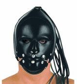50-5235 Leder Kopf-Harness mit Pferdeschwanz
