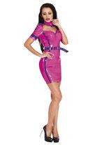 50-9202 Datex Kleid mit Gürtel