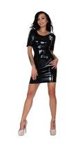 50-9279 Kleid Datex mit Zip