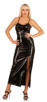 50-1730 Lack Kleid lang