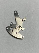 Dubois Dépraz 2000 - 2020 - 2070 (Chronomodul) - Teil 8500 + 8410 + 8220 - Chrono Brücke montiert mit Exzenter & Herzhebel - leicht gebraucht (Guter Zustand)