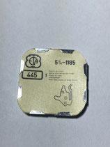 ETA 1185 (+ andere Kaliber siehe Foto) - Teil 445 - Winkelhebelfeder - NOS (New old Stock)(ENG)(KOL1)